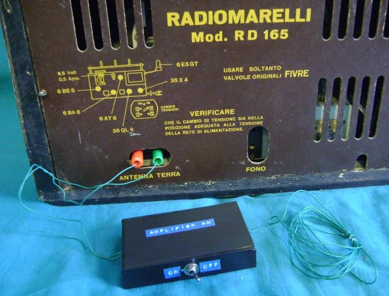 Schemi Elettrici Radio D Epoca : La radio d epoca di maurizio della bianca genova